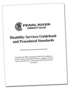 Disability Services Guidebook image