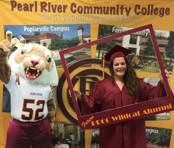 PRCC Graduation Photobooth
